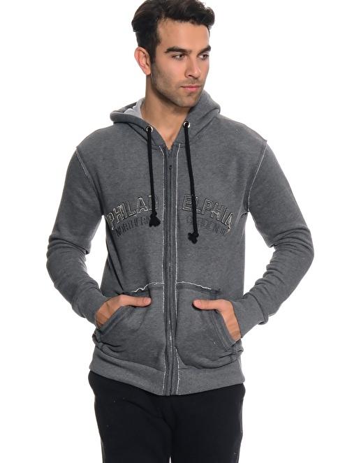 T-Box Sweatshirt Antrasit